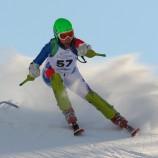 Александр Ветров -призер этапа кубка Европы по горнолыжному спорта
