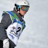 Элла Шевлякова – чемпионка России в сноуборд-кроссе!
