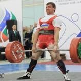 Алексей Сорокин завоевал «серебро» чемпионата России по пауэрлифтингу
