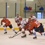 Второй день чемпионата России по хоккею (спорт глухих)