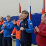 Новосибирские волейболисты (спорт глухих) - чемпионы России!