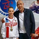 Алина Подольская: золото и два серебра в Тбилиси