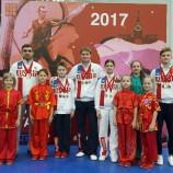 В числе «Московских звёзд» ушу оказались новосибирские спортсмены
