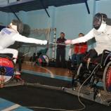 Открыт набор групп для занятий фехтованием на колясках