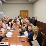 Новосибирск присоединился ко всемирному флешмобу