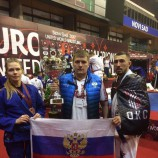 Новосибирская грэпплингистка завоевала «бронзу» чемпионата Европы
