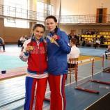Наталья Рагулина и Евгения Сивири – чемпионки России по савату