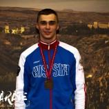 Новосибирского каратиста Илью Грановесова назвали лучшим спортсменом международного турнира в Испании