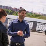 Известные новосибирцы прочли стих Новосибирску