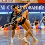 На Всемирные игры поедут двое новосибирских аэробистов
