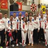 Новосибирские спортсменки провели первый старт на Сурдлимпиаде