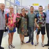 Новосибирцы вернулись с медалями со Всемирных игр