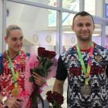 Новосибирские аэробисты стали чемпионами Европы
