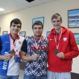 Волейболисты НЦВСМ провели зарядку для слабослышащих детей в Бердске