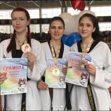 Новосибирские тхэквондистки признаны «Олимпийскими надеждами»