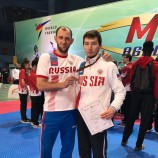 Асхат Акматов вернулся в Новосибирск с африканским серебром