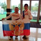 Девушка из Новосибирска за год добралась до вершины пьедестала Европы по пауэрлифтингу
