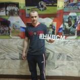 Евгений Бутенко стал чемпионом Европы по гиревому спорту