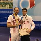 Асхат Акматов – бронзовый призёр чемпионата Азии по паратхэквондо