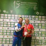 Кирилл Куликов – чемпион мира по спортивной аэробике