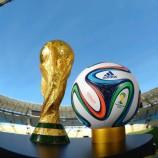 Михайловская набережная покажет чемпионат мира по футболу