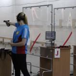Ольга Щемелинина завоевала серебряную медаль на первенстве России по пулевой стрельбе