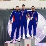Асхат Акматов одержал победу на чемпионате России по тхэквондо среди спортсменов с ПОДА