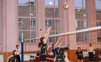Возрождение детского волейбола в Сибирском федеральном округе.