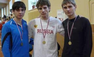 Отлично выступили легкоатлеты НЦВСМ в первенстве ВУЗов Новосибирска.