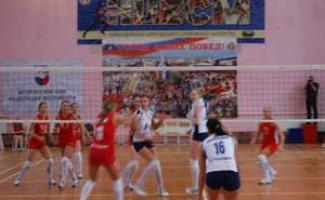 Девушки  НЦВСМ выиграли Чемпионат России по волейболу в Высшей лиге «Б», регион Сибири и Дальнего Востока
