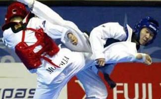 Золото новосибирцев на чемпионате Европы по тхэквондо.