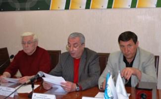 Заседание президиума Олимпийского совета НCO