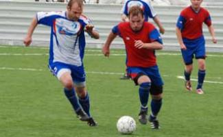 Большой футбол пришел в Бердск!
