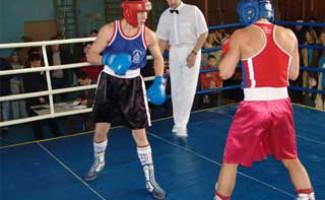В Анапе проходит первенство России по боксу среди юношей 13-14 лет