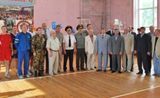 Традиционный турнир по волейболу памяти А.Н. Рожкина