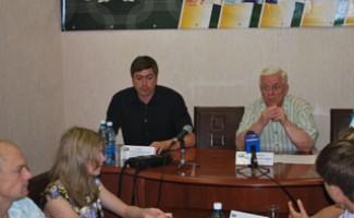 9 июля в НЦВСМ прошла пресс-конференция