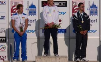 Золото и Рекорд Европы Александра Тризнова!