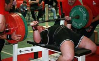 Новосибирцы выиграли Кубок России по пауэрлифтингу