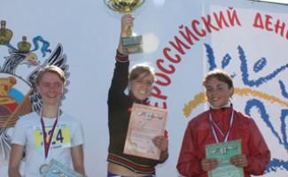 Заельцовский парк принял у себя «Кросс наций 2009»!