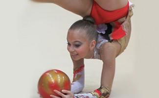 Художественная гимнастика - турнир И.Н. Федоровой