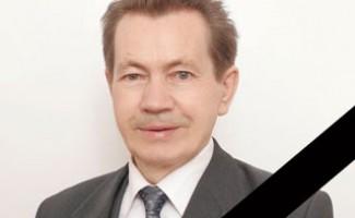 Ушел из жизни Валерий Яковлевич Небольсин