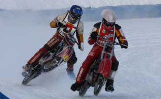 Бронза чемпионата Европы у новосибирского мотогонщика