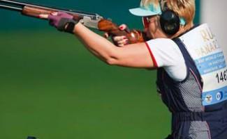 Итог личного первенства женщин в упражнении скит на Чемпионат Европы по стендовой стрельбе