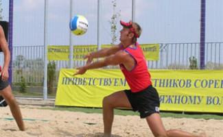 Сборная по пляжному волейболу готовится к чемпионату мира