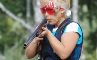 Продолжаются соревнования по стендовой стрельбе