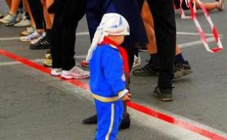Чемпионат ползунков пройдет 11 сентября в рамках Сибирского фестиваля бега.