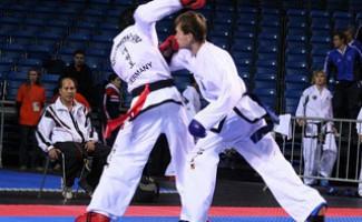 Новосибирские тхэквондисты привезли 9 медалей Кубка России