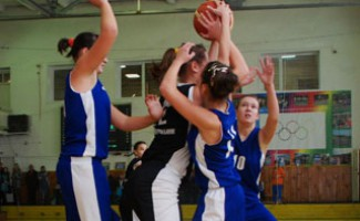 Завершился IV турнир по баскетболу на призы Ирины Минх