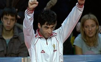 Миша Алоян выигрывает международный турнир«Золотая перчатка»