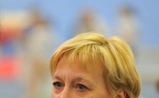 Светлана Крепкая: «Гимнастки показали слабый уровень»